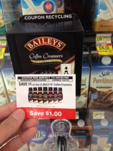 bailey's coffee creamer coupon